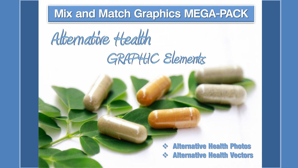 Alternative Health Mix and Match GRAPHICS Collection