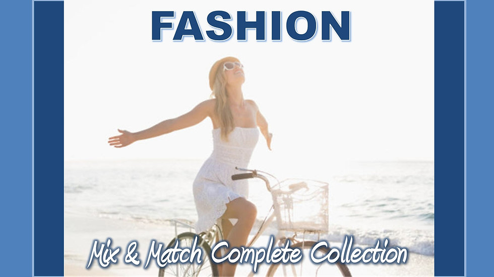 Fashion Mix and Match COMPLETE Collection
