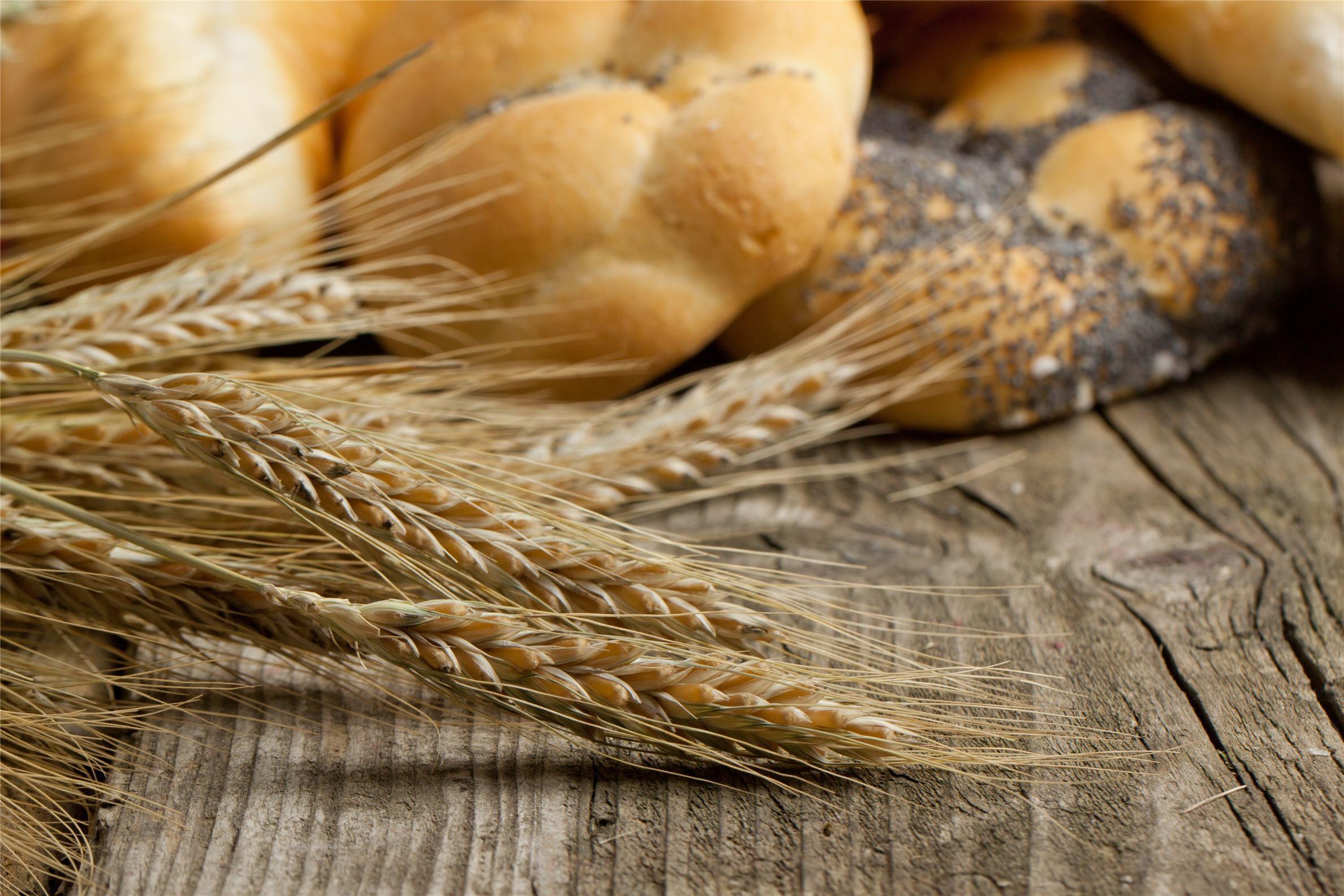 Rolls, Wheat