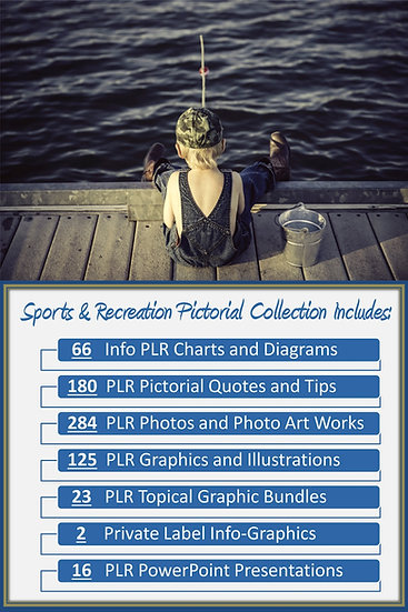 Sports and Recreation Pictorial Portfolios