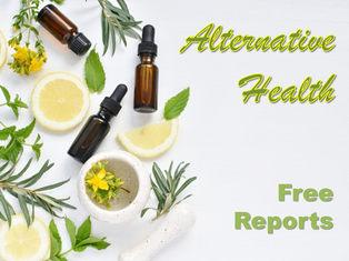 Free Alternative Health Reports