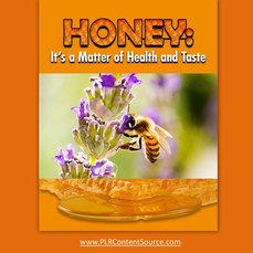 HONEY FOR HEALTH REPORT