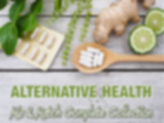 Alternative Health PLR Content Collection