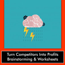 TURN COMPETITORS INTO PROFITS WORKSHEETS