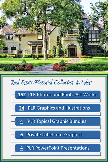 Real Estate Pictorial Portfolios
