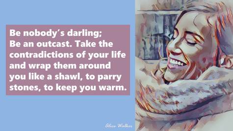 Be Nobody's Darling