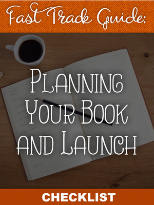 Planning Your Book and Launch Checklist