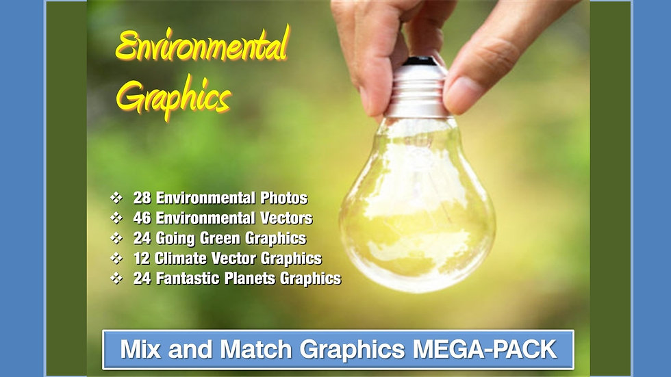 Environment Mix and Match GRAPHICS Collection