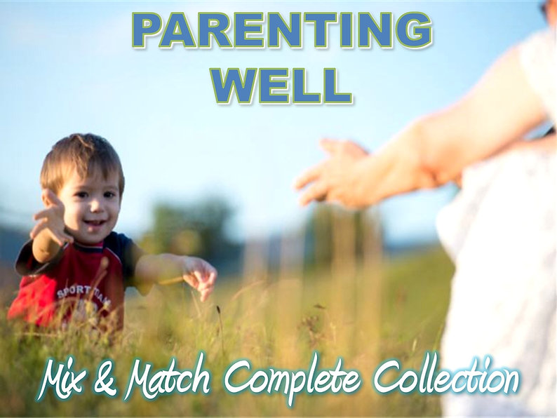 Parenting Well PLR Content Collection