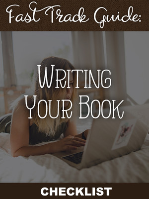 Writing Your Book Checklist