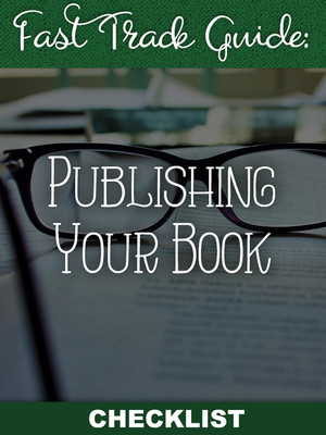 Publishing Your Book Checklist