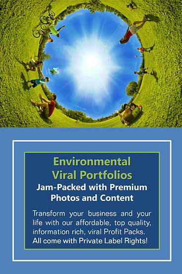 Environment Niche Domination Pack