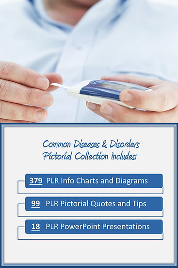 Common Diseases and Disorders Pictorial Portfolios