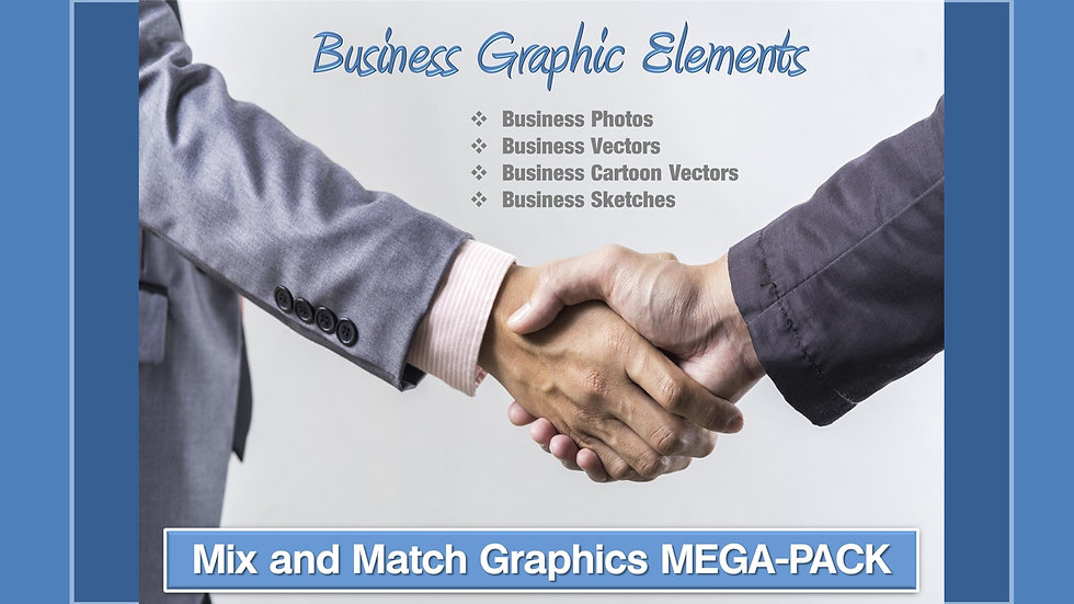 Business Mix and Match GRAPHICS Collection