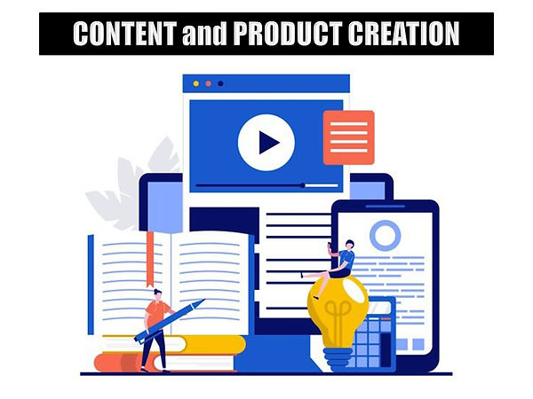Free Content and Product Creation Coures