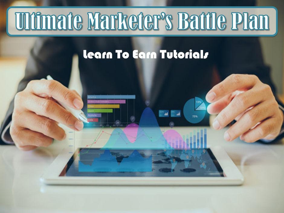 Ultimate Marketer's Battle Plan: Free PDF Tutorials