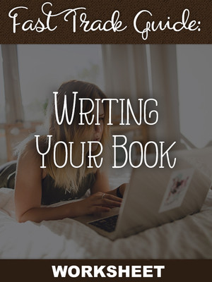 Writing Your Book Worksheet