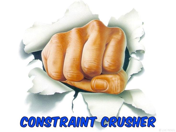 Constraint Crusher Marketing PLR Reports