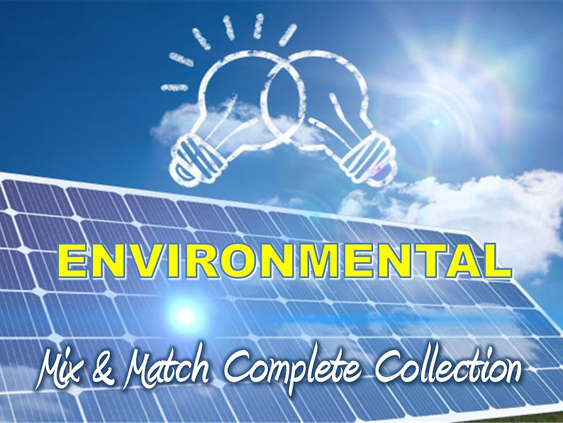 Environmental Private Label Content Collection