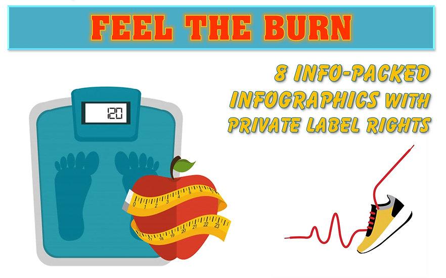 Feel The Burn Infographics