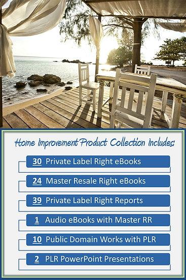 Home Improvement Product Profit Packs
