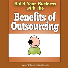 BENEFITS OF OUTSOURCING REPORT