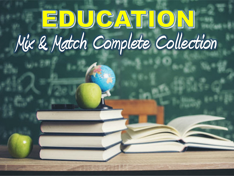 Education Private Label Content Collection