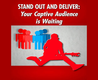 STAND OUT AND DELIVER REPORT