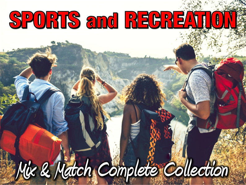 Sports and Recreation Private Label Content