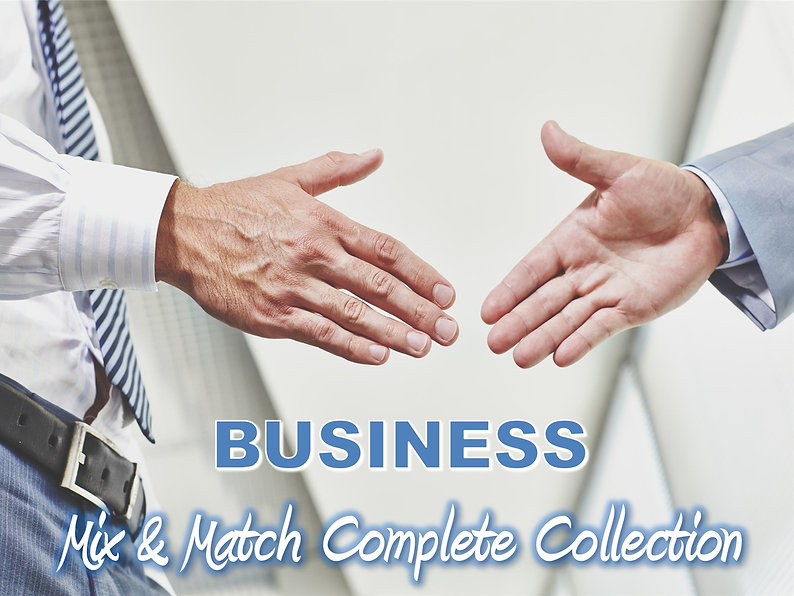 Business Mix and Match Content Collection