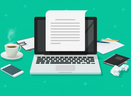 Freelance Writing - Part 3