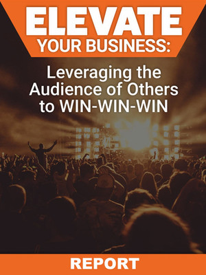 Leverating the Audience of Others to Win, Win, Win!