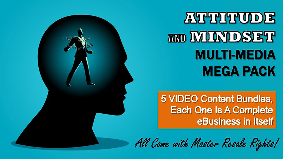 Attitude and Mindset Multi-Media Collection