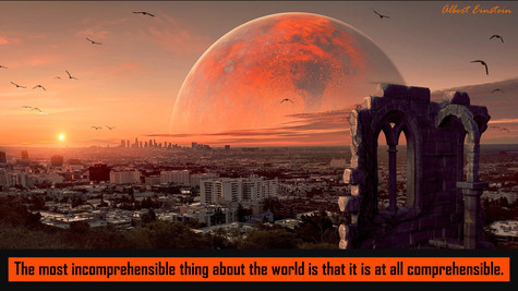 The Most Incomprehensible Thing About The World