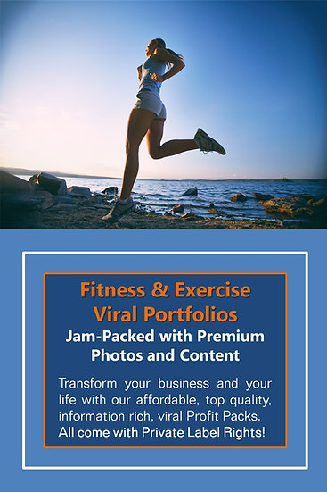 Fitness and Exercise Niche Domination Pack