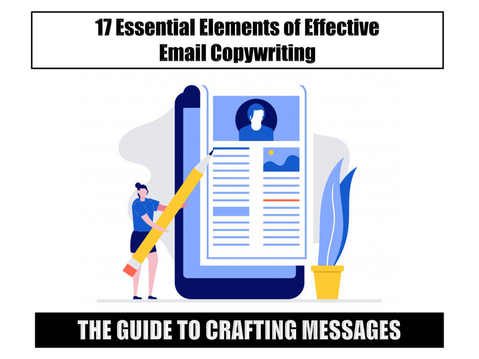 The Guide to Crafting Messages:  17 Essential Elements of Effective Email Copywriting