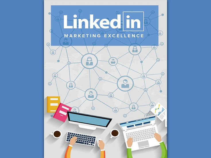 Linked In Marketing Excellence Content Bundle
