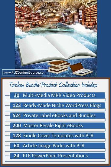 Miscellaneous Marketing Product Profit Packs