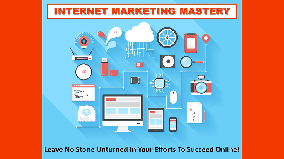 Internet Marketing Mastery COMPLETE Collection