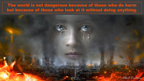 The World Is Not Dangerous