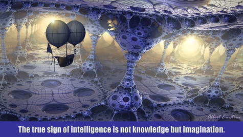 The True Sign of Intelligence...
