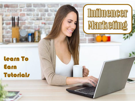 Influencer Marketing Free Learn To Earn Tutorials