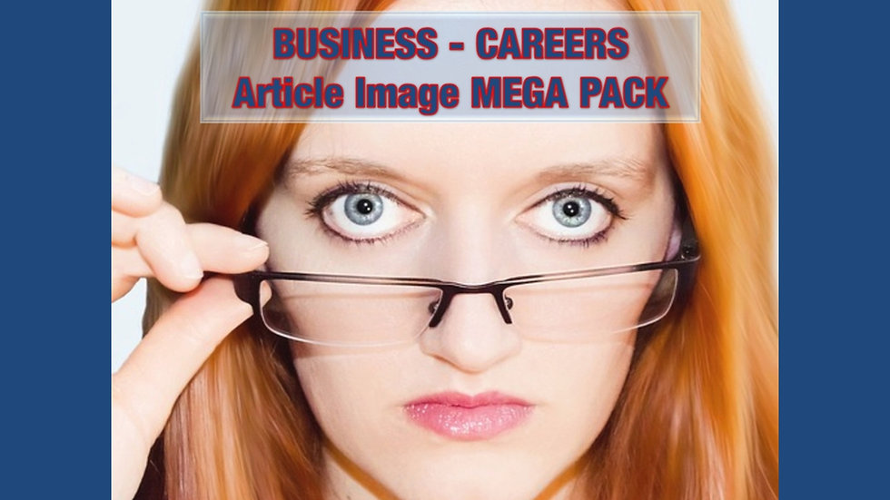 Business and Career PLR Article and Image MEGA Pack