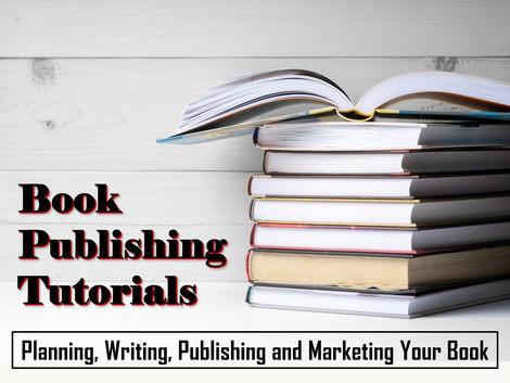 Free Book Publishing PDF Tutorials