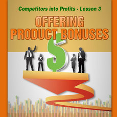 OFFERING PRODUCT BONUSES REPORT