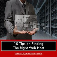 WEB HOSTING SERVICE TIPS