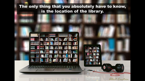 The Location of The Library