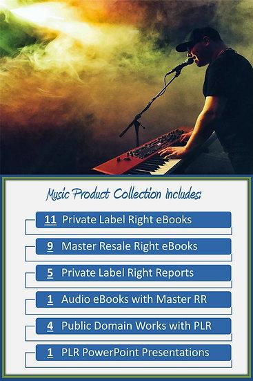 Music Product Profit Packs