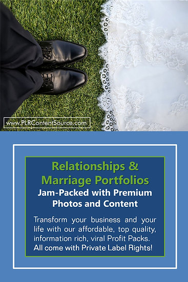 Relationships and Marriage Niche Domination Pack