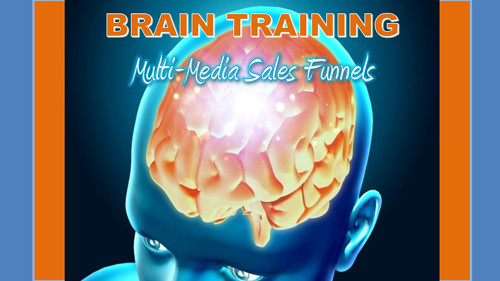 Brain Training Mix and Match Multimedia Sales Funnels